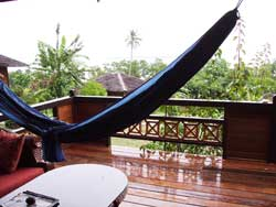 Hammock, big enough for Europeans as well